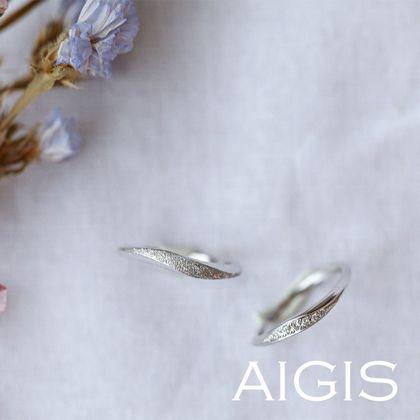 【AIGIS(旧:Jewel HAMA(ジュエルはま))】【ワックスコース】手作り結婚指輪