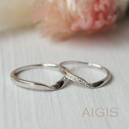 【AIGIS(旧:Jewel HAMA(ジュエルはま))】【NEW】手作り結婚指輪-10