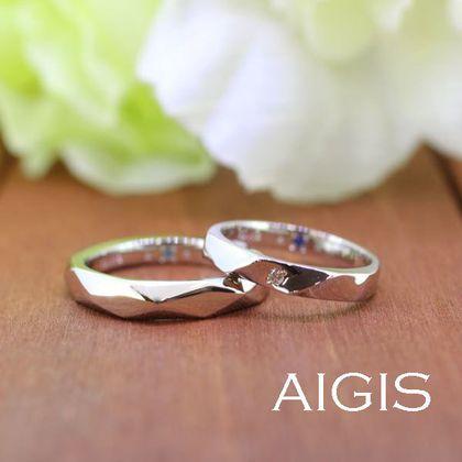 【AIGIS(旧:Jewel HAMA(ジュエルはま))】ワックスコースの手作り結婚指輪
