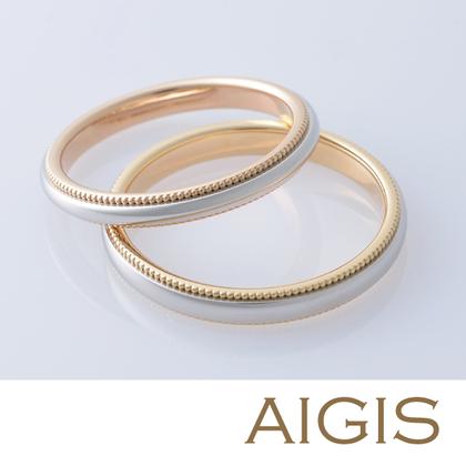 【AIGIS(旧:Jewel HAMA(ジュエルはま))】【NEW】オーダーメイドマリッジリング-35