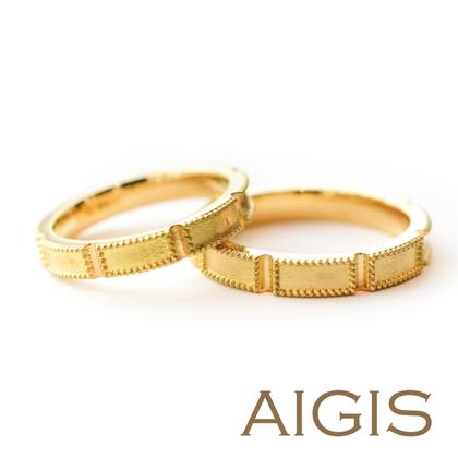 【AIGIS(旧:Jewel HAMA(ジュエルはま))】【NEW】手作り結婚指輪 チョコレートマリッジ-14