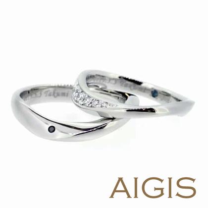 【AIGIS(旧:Jewel HAMA(ジュエルはま))】【NEW】手作り結婚指輪-48