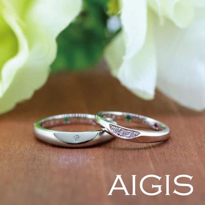 【AIGIS(旧:Jewel HAMA(ジュエルはま))】【NEW】手作り結婚指輪-43