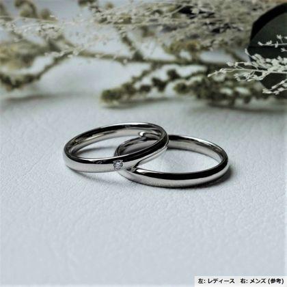 【Sustaina(サスティナ)】ラボグロウンダイヤモンド マリッジリング PDM23