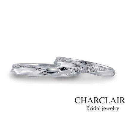 【シャルクレール】シャルクレールオリジナル結婚指輪