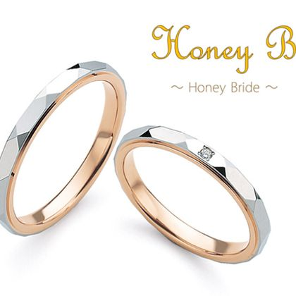 【シャルクレール】Honey bride HB-21 HB-22 ラベンダー