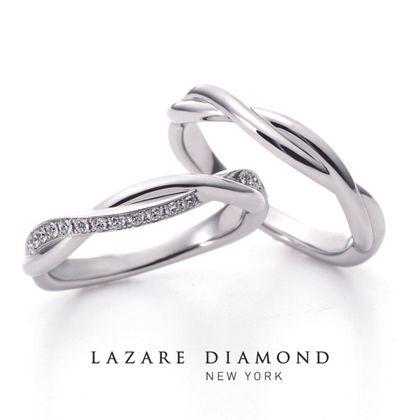 【シャルクレール】ラザールダイヤモンド SWEET IVY    LD894PR LD895PRD