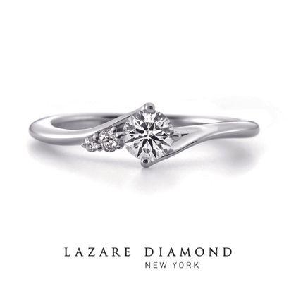 【シャルクレール】ラザールダイヤモンド   LD529PRD2     CASSIOPEA