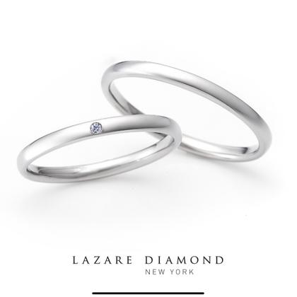 【シャルクレール】ラザールダイヤモンド Ace Ring 1.8   FH032PR  FH031PR