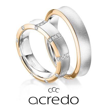 【acredo(アクレード)】どの角度から見てもダイヤモンドが美しく輝く