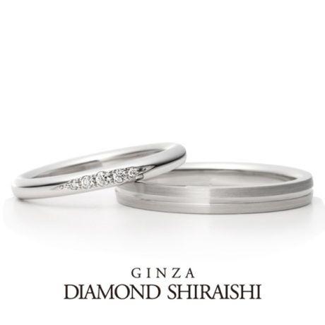 シライシ 銀座 福岡 ダイヤモンド