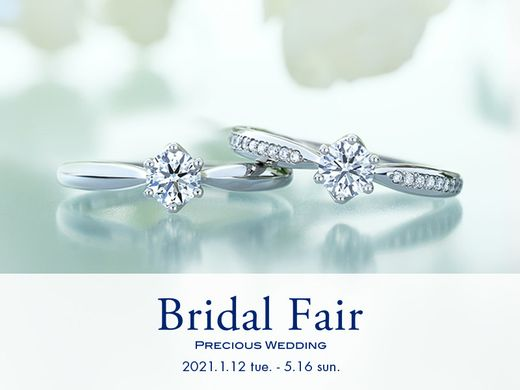 BRIDAL FAIR-PRECIOUS WEDDING-