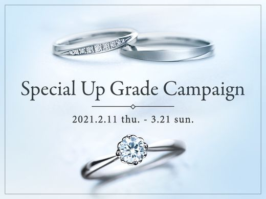 Special Up Grade Campaign