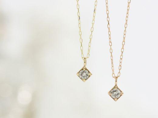 【*.今月だけ!ご成約特典.*】ダイヤモンドネックレスをプレゼント