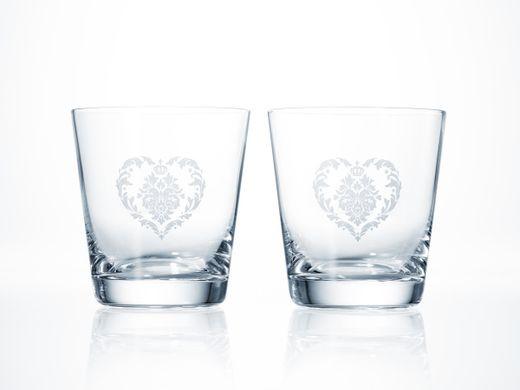 オリジナルペアグラスをプレゼント♡