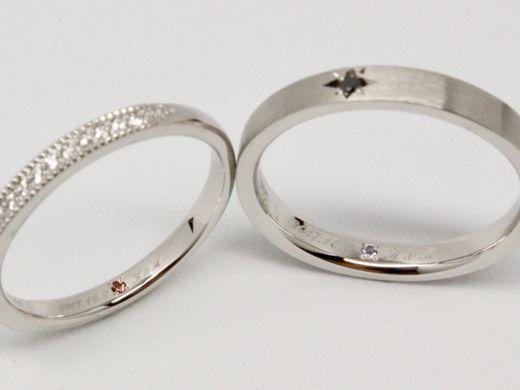 ◇◆指輪の内側に誕生石プレゼントキャンペーン◆◇