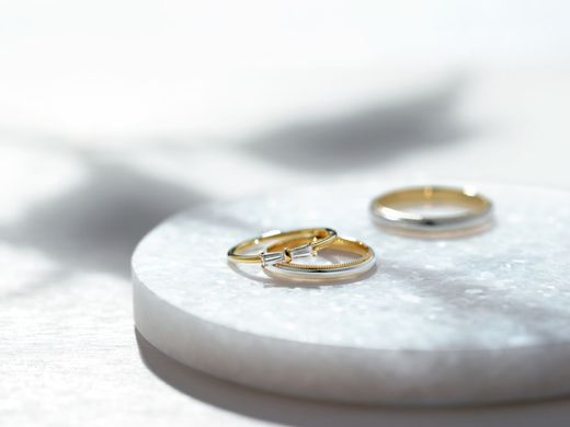 【新年号5/1に入籍される方必見!】5/1までに結婚指輪をお届けします