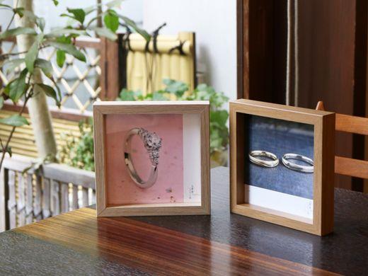 ☆『TOKYOふたり結婚応援パスポート』をご提示いただいたお客様に婚約指輪・結婚指輪の記念写真プレゼント☆