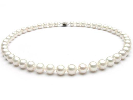 アコヤ真珠一連ネックレスのプレゼント