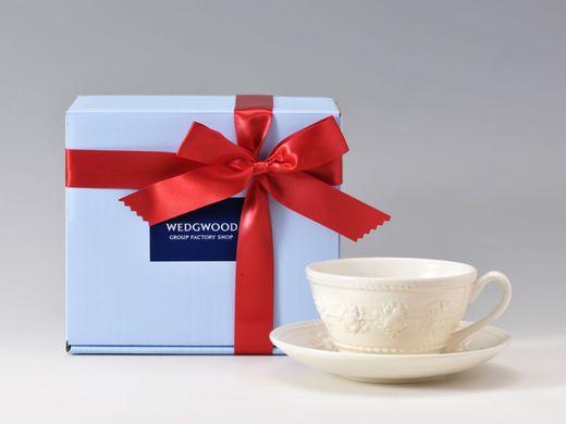 ~ご成約記念~ウエッジウッドのカップ&ソーサーをペアでプレゼント