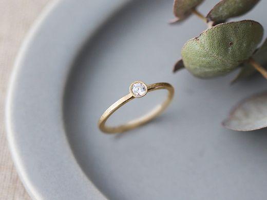 【新コースのご案内】定額制の婚約指輪!グレインダイヤコース!